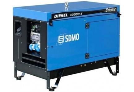 Дизельный генератор  SDMO Diesel 10000 E Silence, фото 2