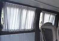 Автошторки Fiat Scudo/Peugeot Expert серые