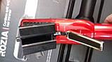 Беспроводная аккумуляторная машинка для стрижки секущихся кончиков волос в чехле, фото 5