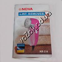 Электрическая машинка для удаления снятия катышков Nova Lint Remover NLR-216 на 220В 3Вт, фото 1