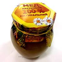 Мёд цветочный 350 грамм