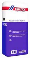 Наливной самовыравнивающийся пол Krautol Nivelliermörtel 15, 25кг