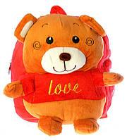 Рюкзак  - игрушка  для дошколят