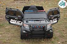 Детский электромобиль TRIA POLICE, фото 2
