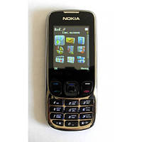 """Мобильный телефон Nokia 6303 Black черный (2SIM) 2"""" 0,3 Мп Гарантия!"""