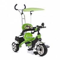 Детский трехколесный Велосипед M 5342 Бен Тен (зеленый)