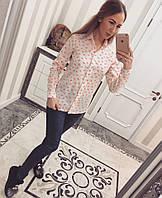 Весенняя женская рубашка, фото 1