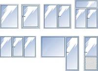Окна металопластиковые, Львов