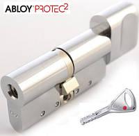 Цилиндр замка ABLOY Protec2 CY 323  62Т мм (31x31) хром