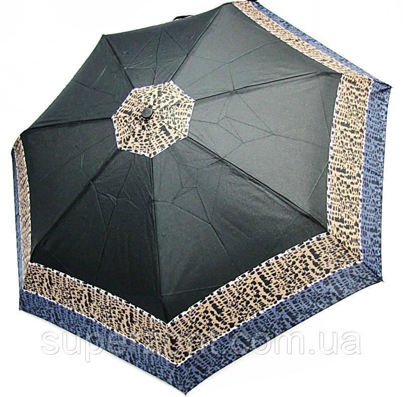 Удобный женский зонт, полный автомат Doppler 744165P-6, система антиветер