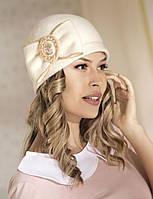 Женская гламурная шапка Paris от Willi Польша