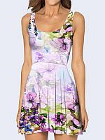 Платье Фиалки