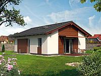 Проект дачного  дома Hd51