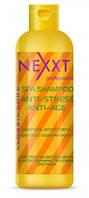 NEXXT шампунь антистресс, против старения волос 250мл