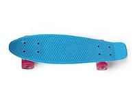 Скейт Penny board колеса ПУ светящиеся