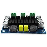 Плата усилителя на микросхеме TPA3116D2 D класс моно 100 Вт.
