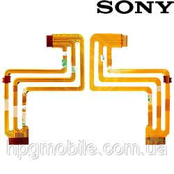 Шлейф дисплея для видеокамеры Sony DCR-DVD103, DCR-DVD202E, DCR-DVD203, DCR-DVD203E, DCR-DVD403 и др.