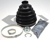 Пильник кулака зовнішнього (комплект) VW T5 2.0TSI / 3.2 V6 / 2.0TDI / 2.5TDI 03- 23982 SPIDAN (Німеччина)