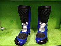 Мото ботинки бу Frank Thomas