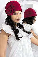 Женская шапка из натуральной шерсти Cyntia от Willi Польша