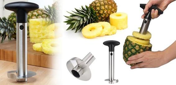 Машинка для чищення ананаса