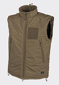 Безрукавка Malamute Lightweight Vest - Climashield® Apex 67г - койот  KK-MMT-NL-11