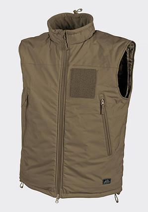Безрукавка Malamute Lightweight Vest - Climashield® Apex 67г - койот, фото 2