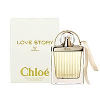 Chloe Love Story - Парфюмированная вода (Оригинал) 50ml