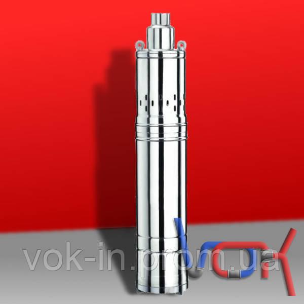 Насос ШНЕКОВЫЙ Aquatica (dongyin) 0,37 кВт (Н-106 м, Q-18 л/мин, Ø-96 мм)