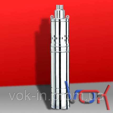 Насос ШНЕКОВЫЙ Aquatica (dongyin) 0,37 кВт (Н-106 м, Q-18 л/мин, Ø-96 мм), фото 2