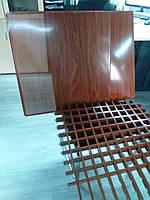 Кассетный потолок структурный
