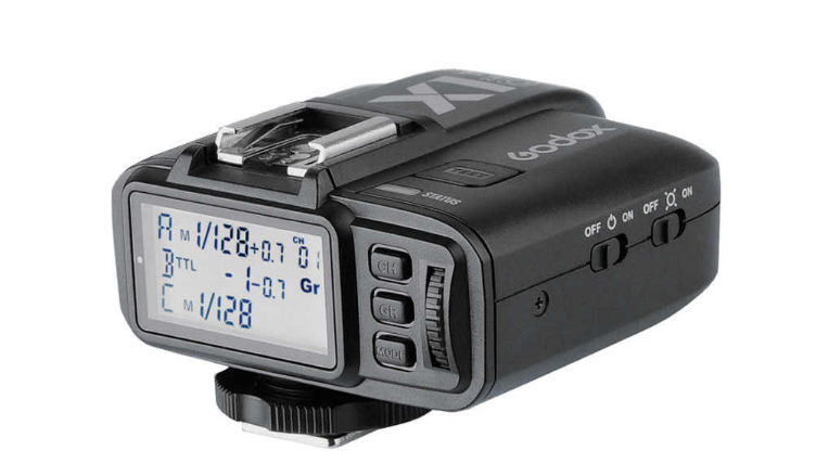 Радиосинхронизатор TTL Godox X1C для Canon