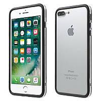 Чехол бампер PC + TPU для Apple iPhone 7 Plus 5.5 черный