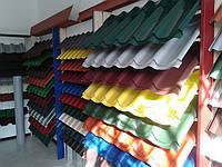 Металлочерепица от завода-производителя с импортных металлов