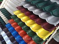 Металлочерепица производство Украина