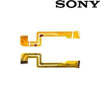 Шлейф для цифровой видеокамеры Sony DCR-HC23E/DCR-HC24E/DCR-HC26E, для дисплея (оригинал)