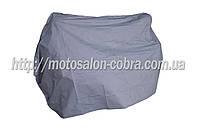 "Чехол дождевик на велосипед   ""Motorcycle cover""   (L-200, H-100cm)"