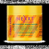 NEXXT Интенсивная увлажняющая и питательная маска для сухих и нормальных волос 500мл