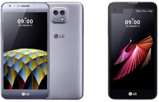LG Ray / X Cam / X Series / X Screen / X Style / X View / X Power / Class