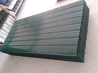 Цена актуальна цветной профнастил, толщина 0,3 мм