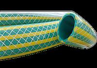 Шланг поливочный армированный трехслойный АКВА ХИТ ( AQUA HIT ) 3/4 20м Украина
