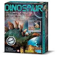Раскопки Стегозавр 4М