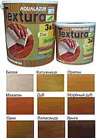 Дерево защитное средство Аквалазурь Textura, фото 1