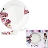 """Набор для торта 2 пр. """"Орхидея""""  SNT 3085-04"""