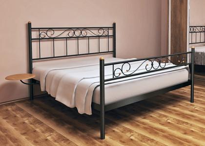 Металлическая кровать ESMIRALDA (Эсмеральда)