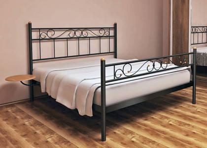 Металлическая кровать ESMIRALDA (Эсмеральда), фото 2