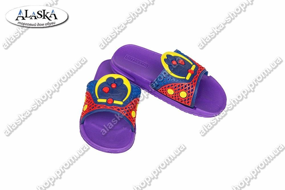 Детские сандалики фиолетовые (Код: ТПД-01)