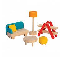 Мебель для кукольного домика Plan Тoys - Гостинная