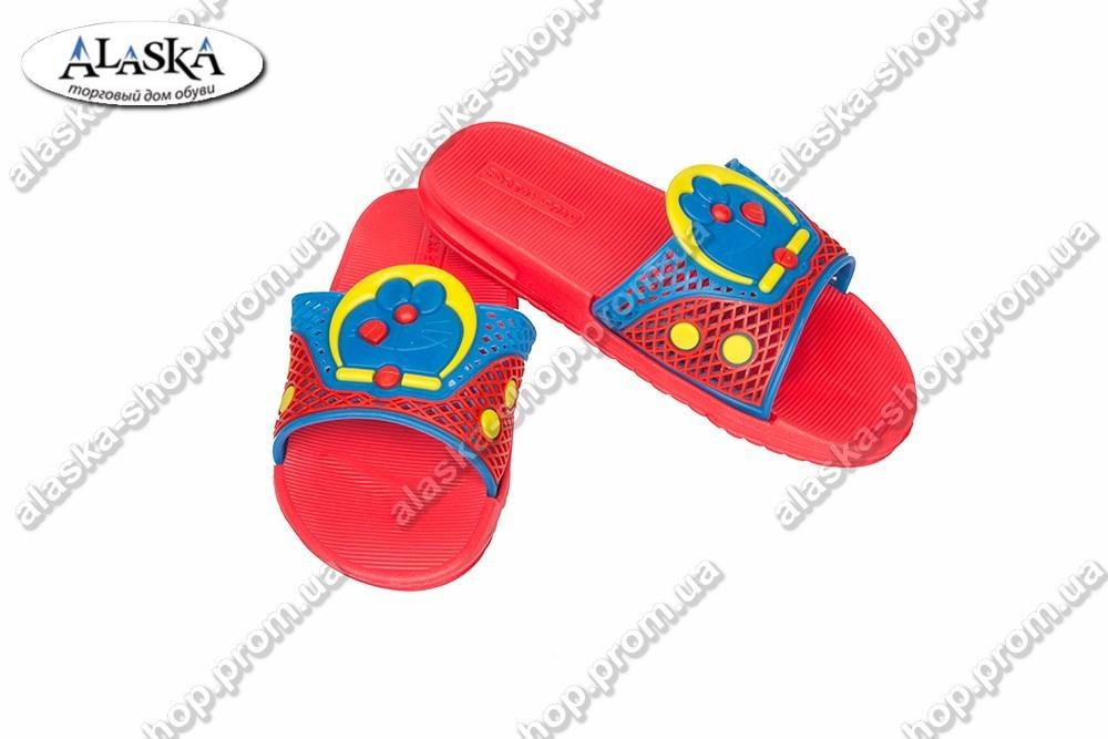 Детские сандалики красные (Код: ТПД-01)