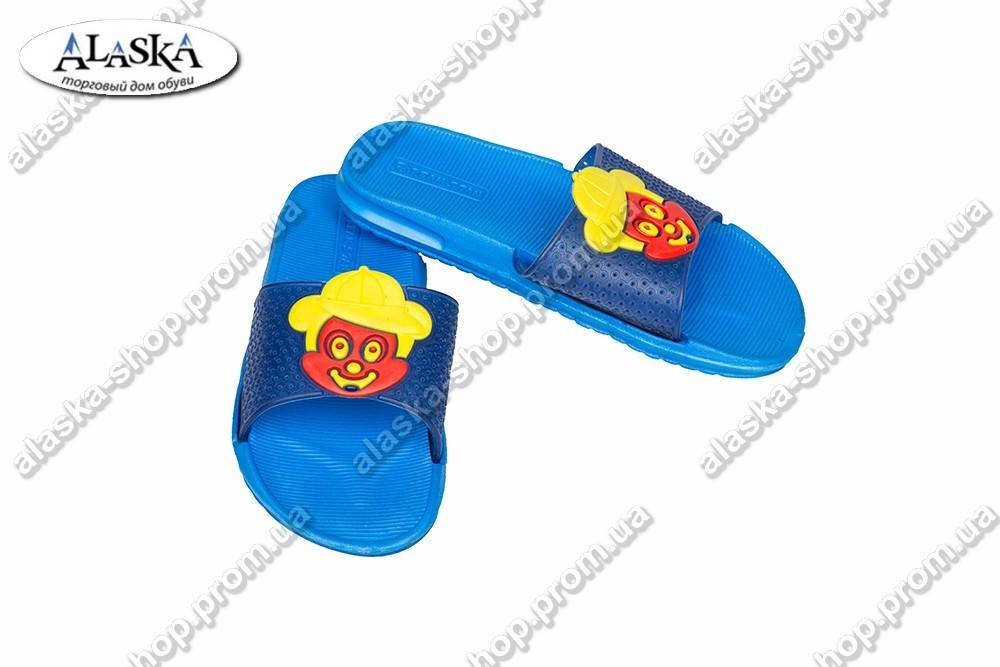 Детские сандалики синие (Код: ТПД-04)
